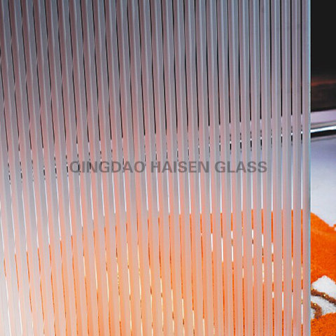 ACID ETCHED GLASS